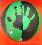 رسميّة حجم [غود قوليتي] مطاط كرة سلّة