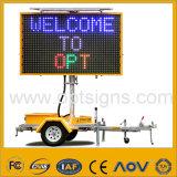 As4852 Vmsの表示交通制御可変的なメッセージの印のトレーラー