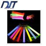화학 액체 형광성 로드 밤 실행 빛 팔찌 빛 지팡이