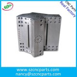 CNC que gira o torno do CNC do auto acessório que faz à máquina as peças de alumínio anodizadas
