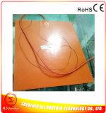 подогреватель силиконовой резины кровати принтера 3D 350*450*1.5mm Heated