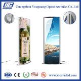 Vertikaler bikonvexer LED heller Kasten-TPH