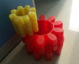 90-98 shore um acoplamento de poliuretano vermelho, acoplamento PU, acoplamento Gr