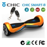 Selbstausgleich Hoverboard 2 Rad-Selbstausgleich-elektrischer Roller, Hände geben frei
