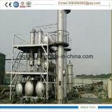 24hoursごとの使用された潤滑油の精錬機械10ton