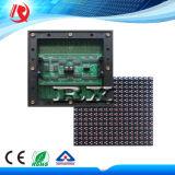 Écran de visualisation extérieur polychrome de module de P10 LED annonçant le panneau