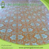 el papel del mercado de 1220X2440X1.6-5.0m m Medio Oriente sobrepuso la madera contrachapada con 200 el tipo papel