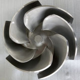 Bâti perdu de cire/bâti /Investment de précision moulant la turbine de pompe de Goulds