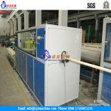 Chaîne de production de pipe d'approvisionnement de conduite d'eau de PVC/en eau/drain