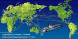 Consolidar o transporte do oceano (FCL/LCL) de China ao transporte global
