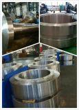 砂型で作る鋼鉄重く大きい鋳造物のフランジ