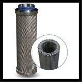 Cartuccia di filtro pieghettata polimero dal metallo dell'acciaio inossidabile