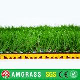 Linea di produzione di gioco del calcio, tappeto erboso sintetico ornamentale della Cina del monofilamento divertente del PE degli animali domestici