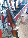 Festes Holz-elektrischer doppelter Baß