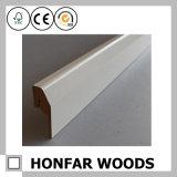 Acessórios moldando do Baseboard da melhor madeira do preço