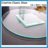 세륨을%s 가진 3.2mm 밝은 초록색 강화 유리