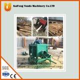 Профессиональная машина Debarker большой емкости деревянная слезая с просто структурой