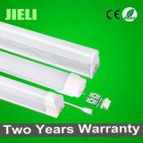Tubo de la venta caliente Ce & RoHS de la aprobación AC165-265V T8 LED