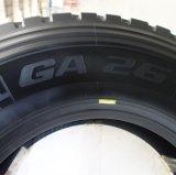 Configuration superbe de la marque Ga26 de Roadone de qualité, pneu de bus de radial de la qualité 315/80r22.5 20 de Bridgestone