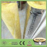 Tubo de las lanas de cristal de fibra del aislante de calor con el certificado del Ce
