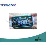 穂軸Btn LCDスクリーン