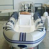 Ce Fishing Sports Fiberglass Rib Yacht Boat 470 para Venda em China