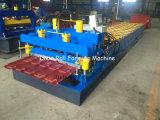 Hebei Cangzhou panel de techo que forma la máquina