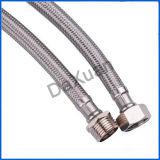 Boyau fileté en métal de l'acier du carbone de l'eau 1/2 Bsp