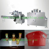 POF Shrink-Film-Cup-Nudel-Schrumpfverpackung-Maschine