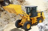 Rad Loader, Liugong 5ton Wheel Loader (CLG856)