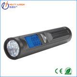 LED 토치 휴대용 디지털 무게를 다는 가늠자 수화물 가늠자로