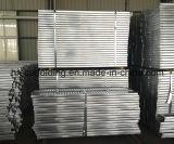 Planches d'échafaudage utilisées pour l'acier Walkboard de construction