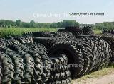 Bewässerung-Gummireifen des Muster-R-1, landwirtschaftlicher Gummireifen für Irrigator
