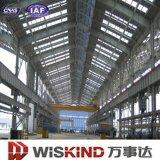 Estructura de acero favorable al medio ambiente del certificado de la BV