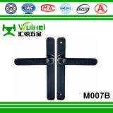 キー(M007B)のないアルミニウムスライディングウインドウおよびドアロックの倍のハンドル
