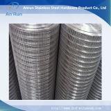 Fournisseur soudé de treillis métallique d'acier inoxydable
