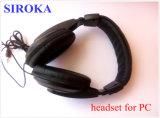 O auscultadores do Headband da alta qualidade com 3.5mm prendeu