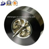 Soem-Metallgußteil-Schwungrad mit der CNC maschinellen Bearbeitung