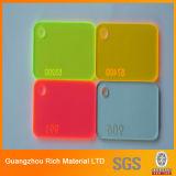 3mm 색깔 플렉시 유리 장 방풍 유리 플라스틱 아크릴 장
