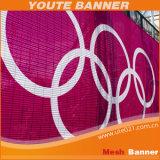 Bandera de la cerca del acoplamiento de la publicidad al aire libre (UTE-K07)