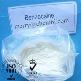 Benzocaïne anesthésique locale de drogue d'USP pour le tueur de douleur CAS 94-09-7