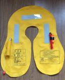 O fornecedor marinho inflável do neopreno do projeto da forma manufatura o colete salva-vidas