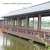 Bauholz-Fußboden-Hersteller China-WPC künstlicher