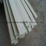 Barre plate de Fiberglass&GRP&FRP de bonne installation/feuille/bande/frontière de sécurité