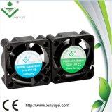 Mini ventilateur de refroidissement 25X25X10mm de C.C de plastique avec l'homologation d'UL de RoHS de la CE
