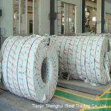 Pente de la bobine AISI 316L d'acier inoxydable de qualité
