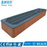10 het Perspex Acrylic Outdoor Swim SPA van de meter met de Functie van de Massage (m-3326)