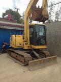 Escavadeira Komatsu Nini Escavadeira PC60-7 com Lâmina