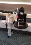 Máquina de estaca de papel de lixamento de alimentação automática do laser da tela do PVC do CO2