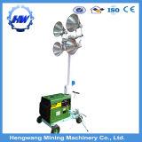 Generator-beweglicher Beleuchtung-Aufsatz
